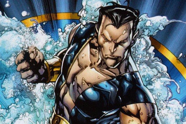 Namor, el héroe aquático de Marvel