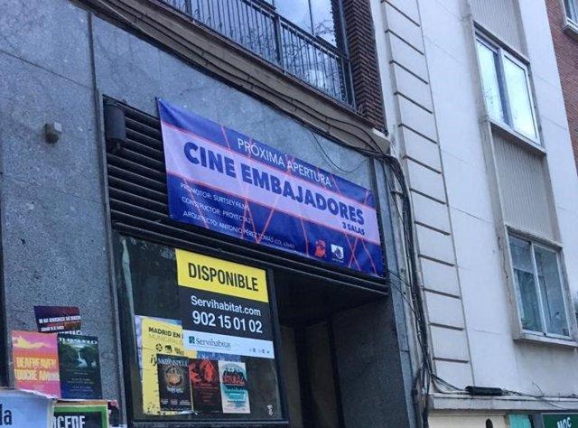 Nuevo Cine Embajadores