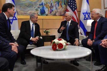 O.Próximo.- EEUU avisa a Israel de que no efectúe nuevas anexiones sin el consentimiento de Washington