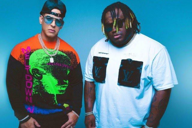 Daddy Yankee y Sech
