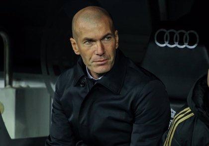"""Zidane: """"Veremos a Hazard la semana que viene, hoy no era el momento"""""""