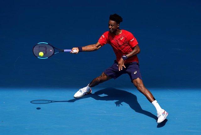 Tenis.- Monfils levanta su tercer título en Montpellier
