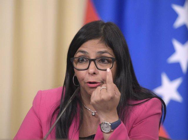 """Venezuela.- El Gobierno de Venezuela denuncia un """"ataque terrorista"""" contra las"""