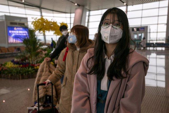 Coronavirus.- India prohíbe la entrada al país a las personas que hayan estado e
