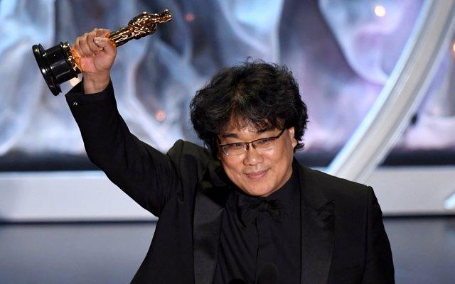 'Parásitos', del surcoreano Bong Joon-ho, se hace con el Oscar a mejor película internacional