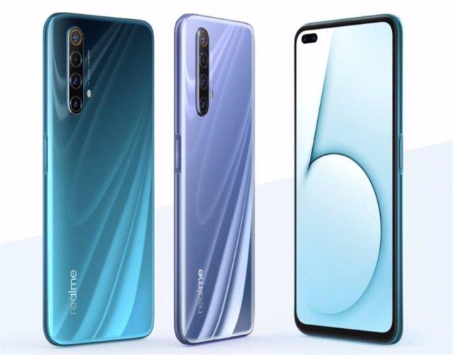 Realme presentará su nuevo 'smartphone' X50 Pro 5G en el MWC 2020 de Barcelona