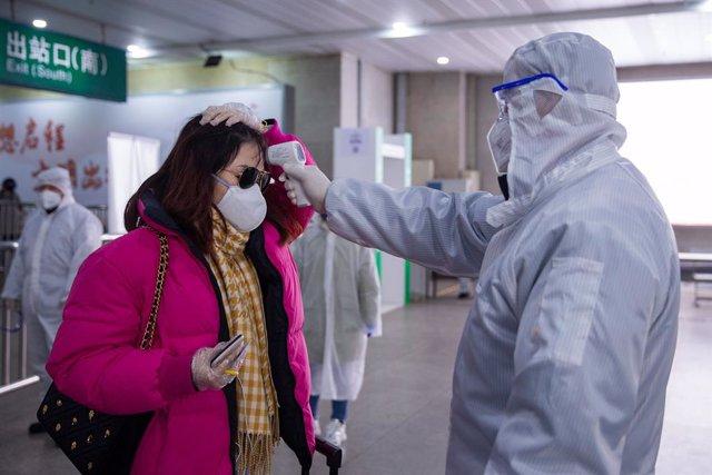 Coronavirus.- En China se ha diagnosticado a 27 ciudadanos extranjeros con el vi
