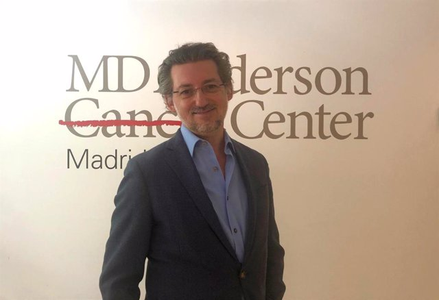Ricardo Cubedo, nuevo responsable de Sarcomas y Cáncer Hereditario de MD Anderson Cancer Center Madrid