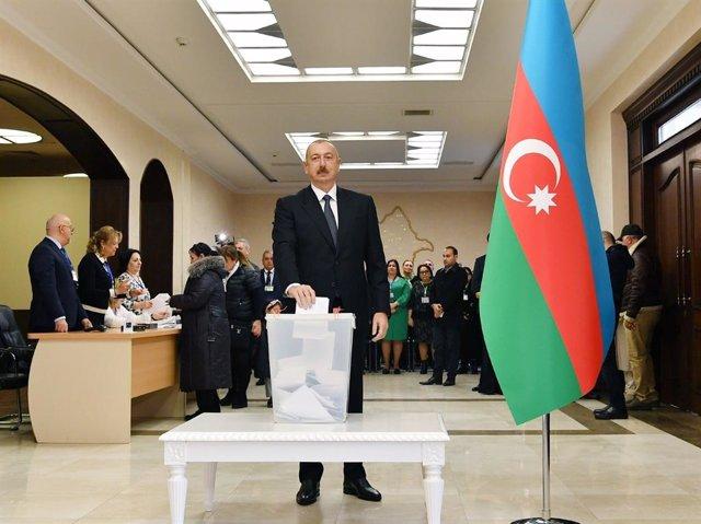 Azerbaiyán.- La OSCE denuncia que las elecciones en Parlamentaria han estado mar