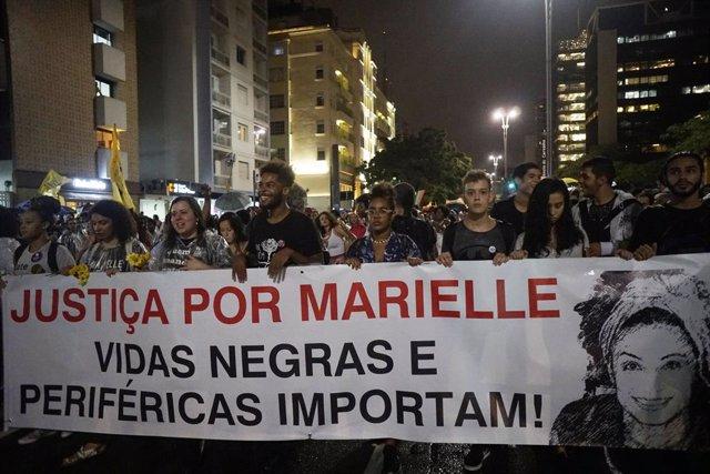 Brasil.- La Policía de Brasil mata a uno de los sospechosos del asesinato de la