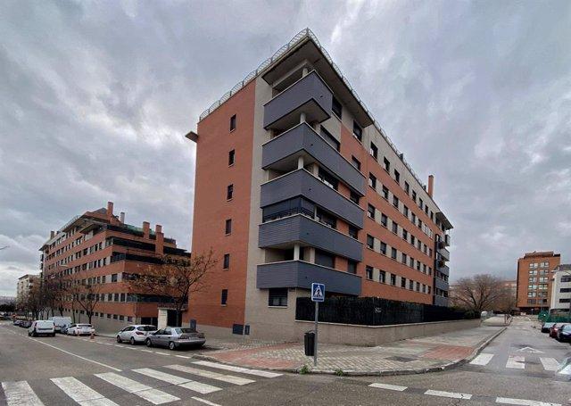 Un edifici d'habitatges a Madrid (Recurs)