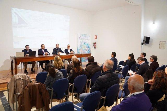 Jornada sobre la economía circular en Moguer (Huelva).
