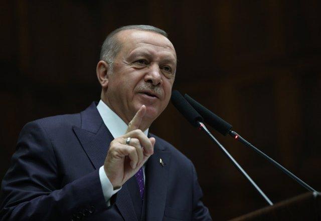 O.Próximo.- Erdogan se compromete a impedir que el 'acuerdo del siglo' de Trump