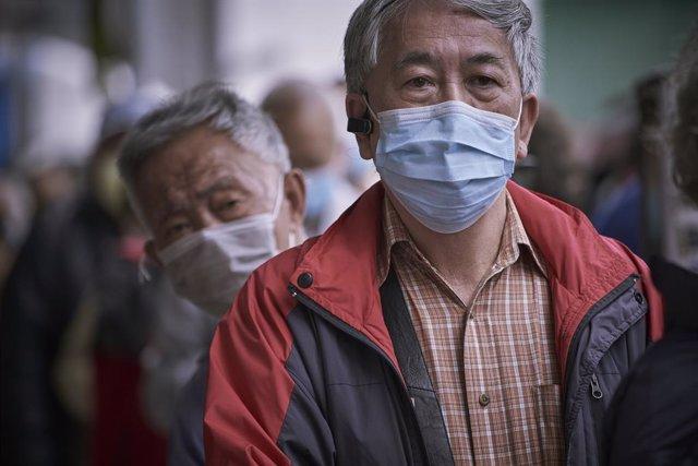 Coronavirus, la Xina, mascaretes.