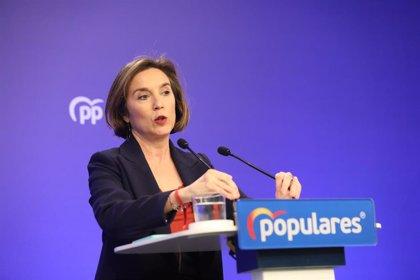 El PP dice que el problema no es si Iglesias va a la mesa de diálogo sino que se hable de autodeterminación o amnistía