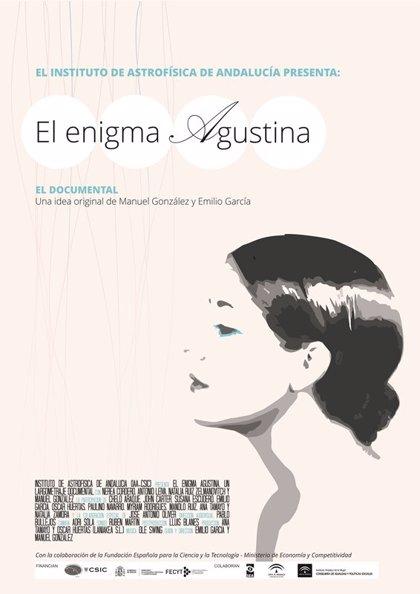 La Junta programa en Soria la proyección de 'El enigma Agustina' por el Día de la Mujer y la Niña en la Ciencia