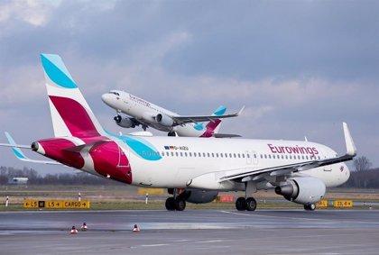 Eurowings abre la ruta La Palma-Düsseldorf este verano