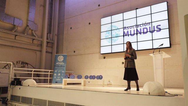 La directora estratégica de la Asociación Mundus, Beatrice Belle