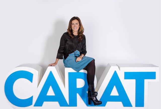 Cristina Rey, nueva CEO de Carat