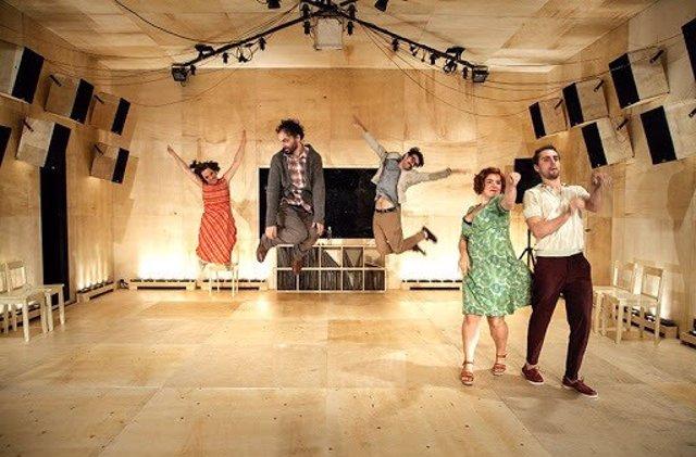 Cultura.- Pablo Messiez da rienda suelta a su pasión por la música en El Musical