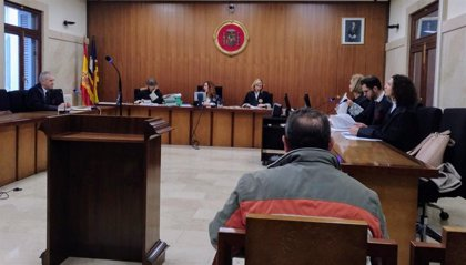 El autor del incendio de la Serra de 2013, condenado a dos años y medio de cárcel y el pago de 7,2 millones de euros