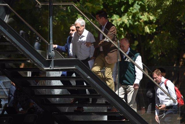 Chile.- Piñera interrumpe sus vacaciones para visitar La Araucanía en pleno desc