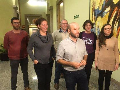 """5A.- Villares (En Marea) celebra que la ciudadanía """"tenga la palabra"""" y dice que en """"breve"""" se decidirá si se presenta"""