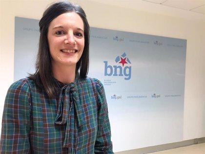 """5A.- El BNG, con los """"deberes hechos"""", aspira """"liderar"""" un cambio y su candidata volverá antes del permiso de maternidad"""