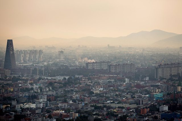 """Este miércoles la Comisión Ambiental de la Megápolis del Gobierno de México ha emitido un comunicado en el que expresa que """"continúa la Fase I de Contingencia Ambiental por Ozono"""". Desde hace una semana la Ciudad de México se encuentra en emergencia am"""