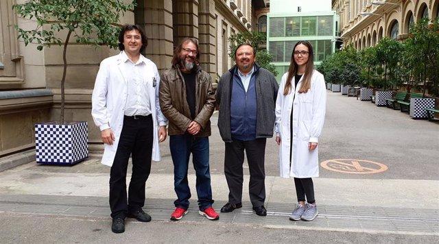 Investigadores del Idibaps e ICN2