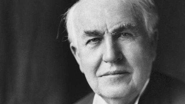 Edison en 1922