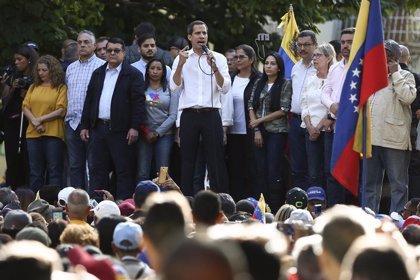 """Venezuela.- Guaidó insta a """"reactivar"""" las protestas en Venezuela para acompañar la presión internacional con la interna"""