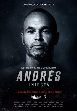 Fútbol.- El documental 'Andrés Iniesta, el héroe inesperado' narra la leyenda de
