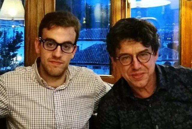 Oscar Álvarez y Juan Luis Fernández Martínez del grupo de Problemas Inversos, Optimización y Aprendizaje Automático de la Universidad de Oviedo.