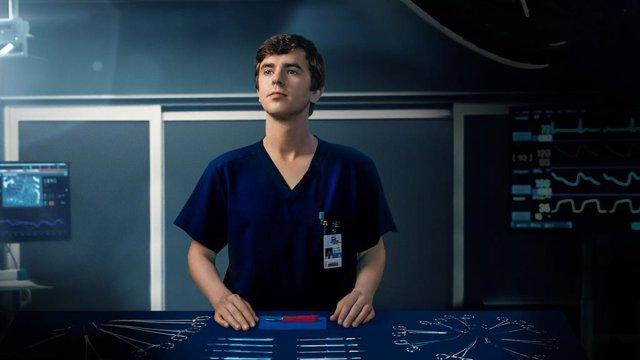 Imagen de la serie The Good Doctor