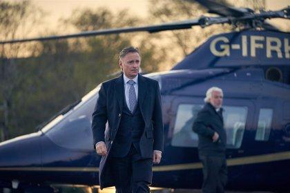 """Cultura.- Robert Carlyle protagoniza Cobra, nueva serie de Sky: """"La política puede ser un juego horrible y peligroso"""""""