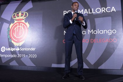 Maheta Molango deja de ser el CEO del Mallorca