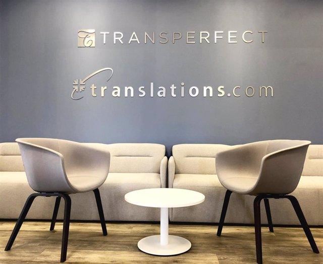 Oficinas de la multinacional TransPerfect