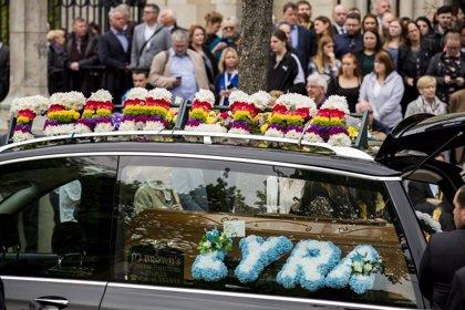 R.Unido.- Detenidos cuatro sospechosos por la muerte de la periodista norirlandesa Lyra McKee