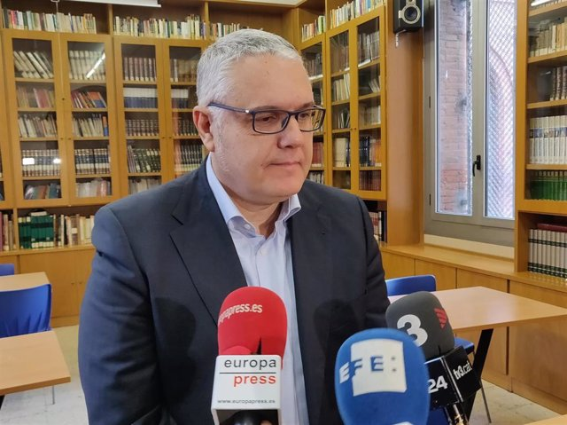 El coordinador del Equipo de Protección a la Infancia de Maristes Catalunya, Raimon Novell.