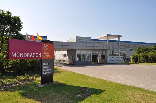 Fábrica de Mondragon en Kunshan (China)