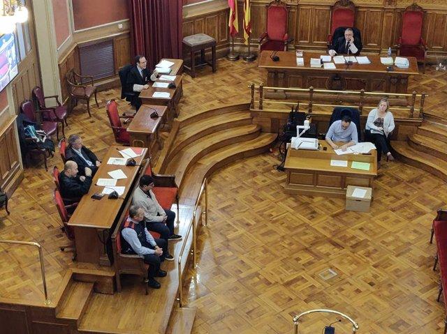 Judici a l'Audiència de Barcelona contra l'acusat d'un assassinat homòfob que es va cometre l'any 2000 a Montgat.