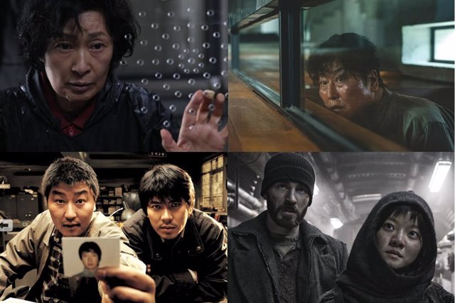 Películas de Bong Joon-ho