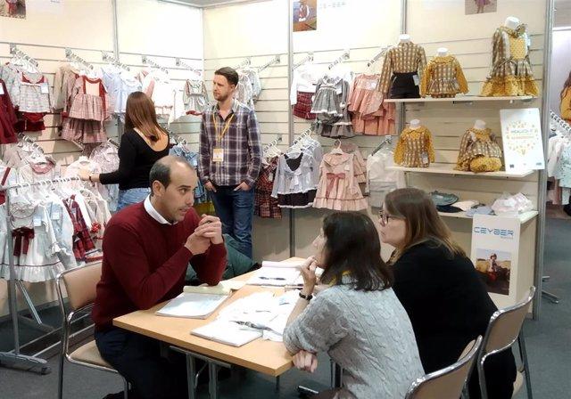 Extenda Nota Para Hoy: Casi Una Decena De Firmas De Moda Infantil Muestran Sus Diseños En La Feria Indx Kidswear En Reino Unido Con Extenda