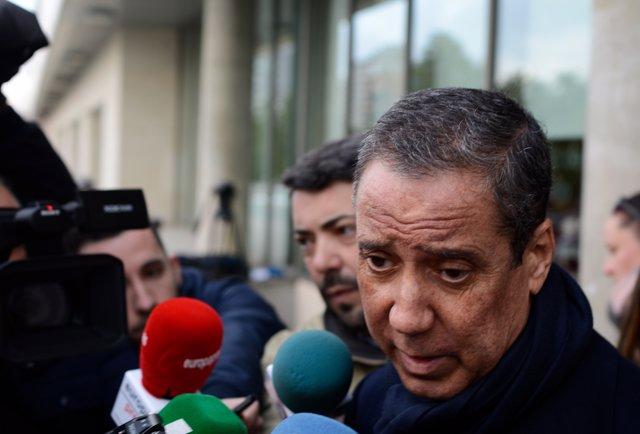 El expresidente de la Generalitat valenciana, Eduardo Zaplana