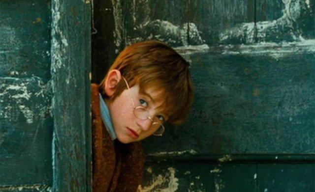 El joven actor Raphael Coleman en La niñera mágica