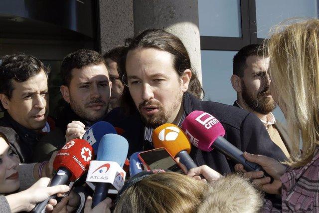 El Gobierno justifica que Iglesias esté en la mesa con Cataluña por su capacidad