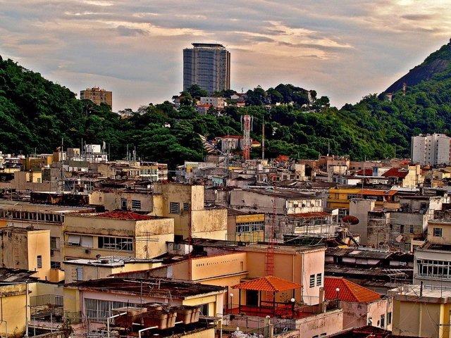 Favela Ciudad de Dios, en Río de Janeiro