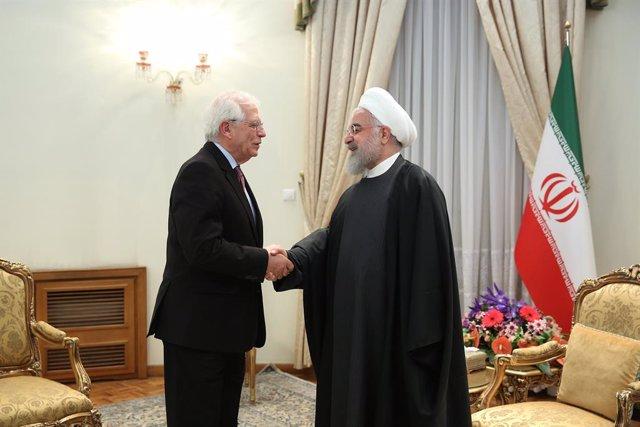 Irán.- Borrell espera poder salvar el acuerdo nuclear con Irán gracias a mantene