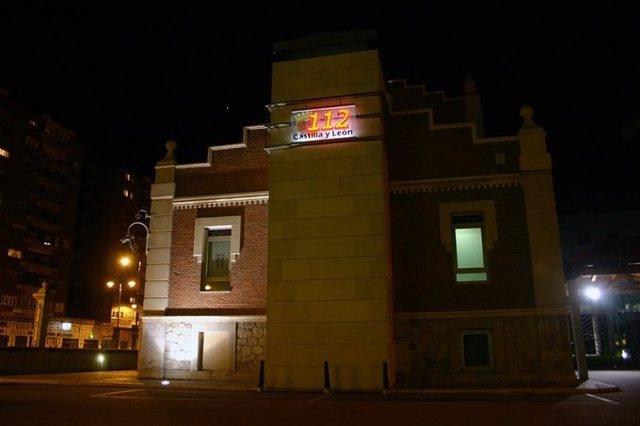 Sede del Centro de Emergencias 112 Castilla y León.